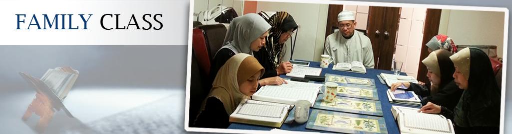 Famiy Quran Class