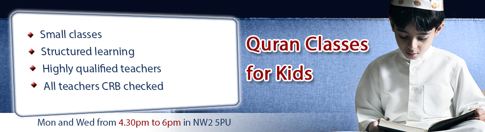 Quran Classes for Kids